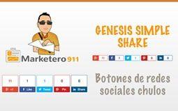 genesis simple share